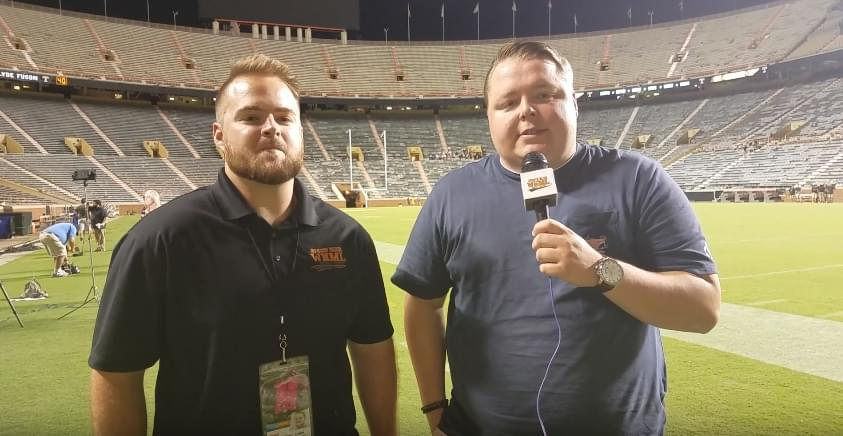 The Sports Animal's postgame recap of UT's loss to UF 47-21
