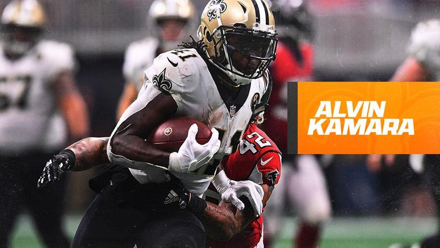 Kamara's Big Receiving Day Leads VFLs in Week 3 Action