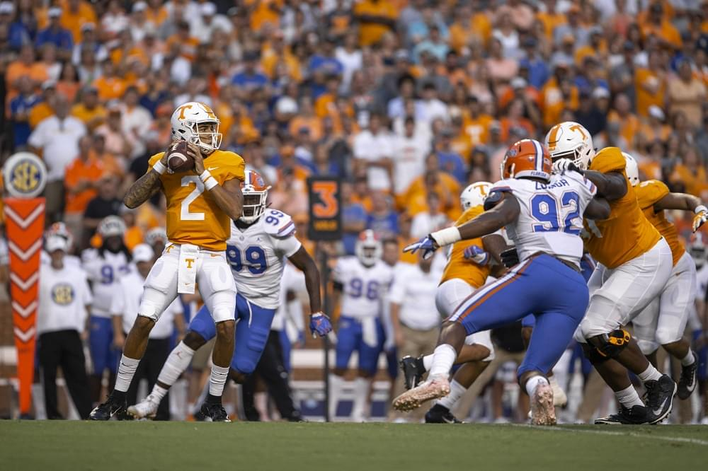 Vince's View: Observations and analysis coming out of UF game