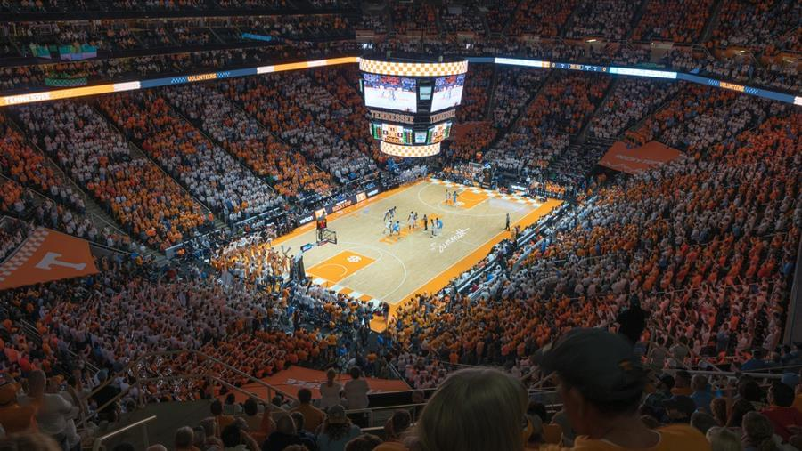 All Game Times Set for Vols Basketball
