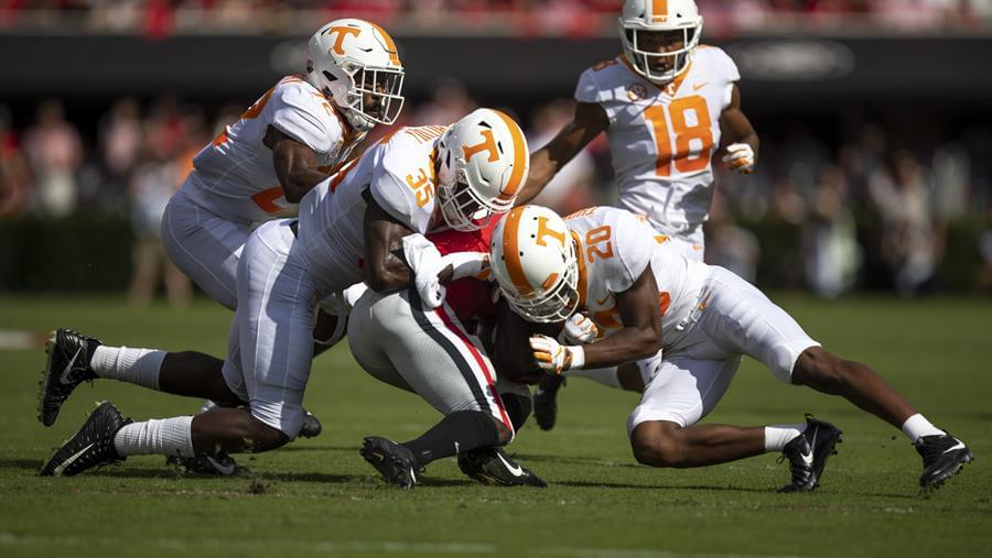 Tennessee Brings Fight to the Bye Week