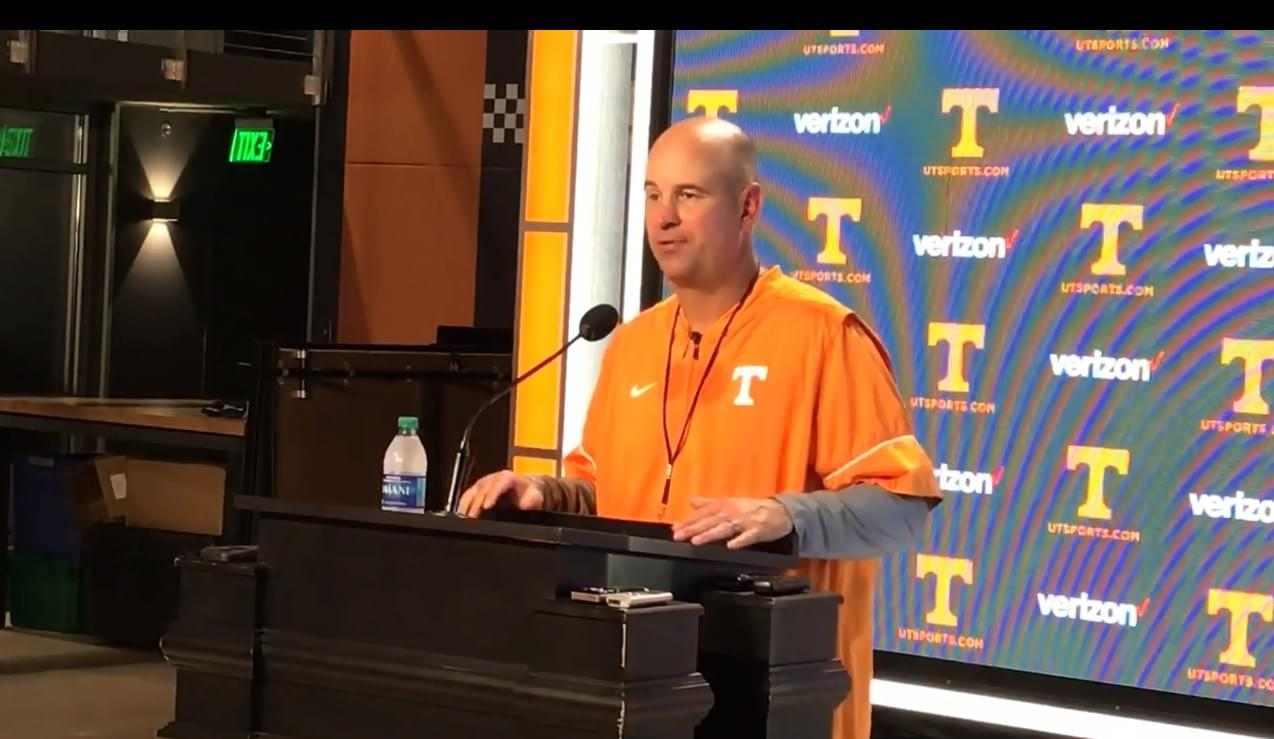 Video: Jeremy Pruitt talks position moves, open week, what he expects