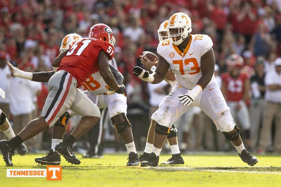 Vols Excited for Opportunity at Auburn