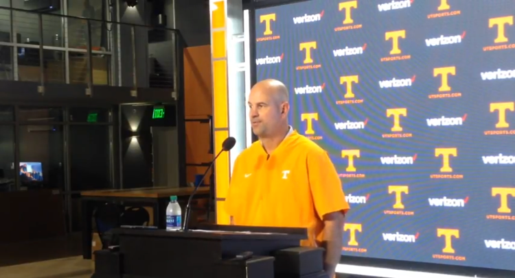 VIDEO: Pruitt Stresses Auburn Speed in Presser