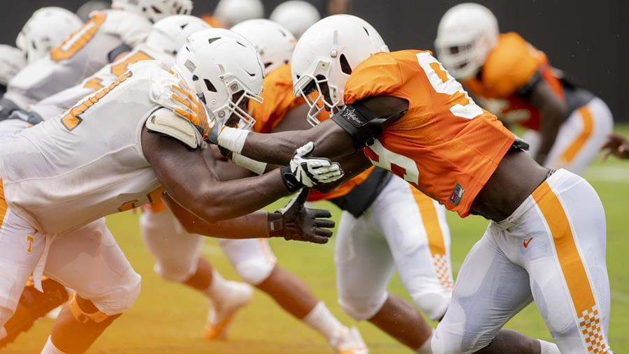 Vol Report: UT Continues to Show Excitement, Improvement