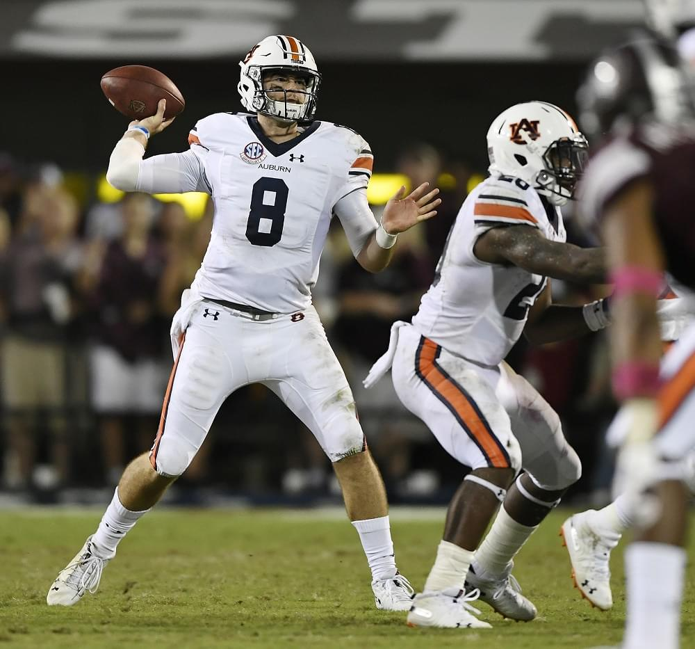 Score predictions and analysis for six SEC games in Week 7