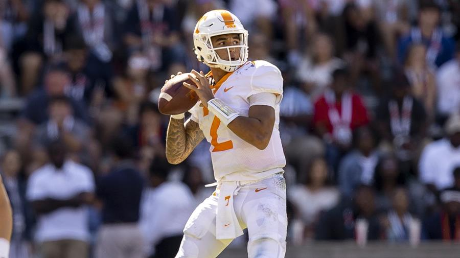 Offseason Changes Pay Off for JG, Vols on the Plains
