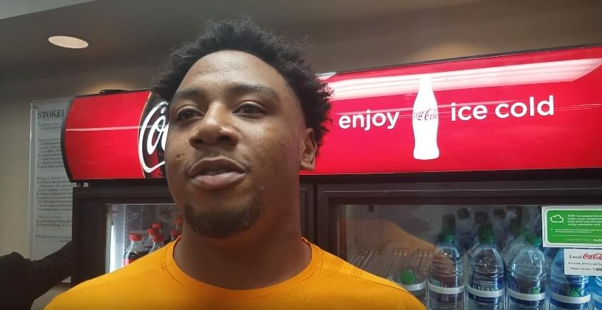 """Video: Shy Tuttle on Darrell Taylor """"He was incredible"""""""