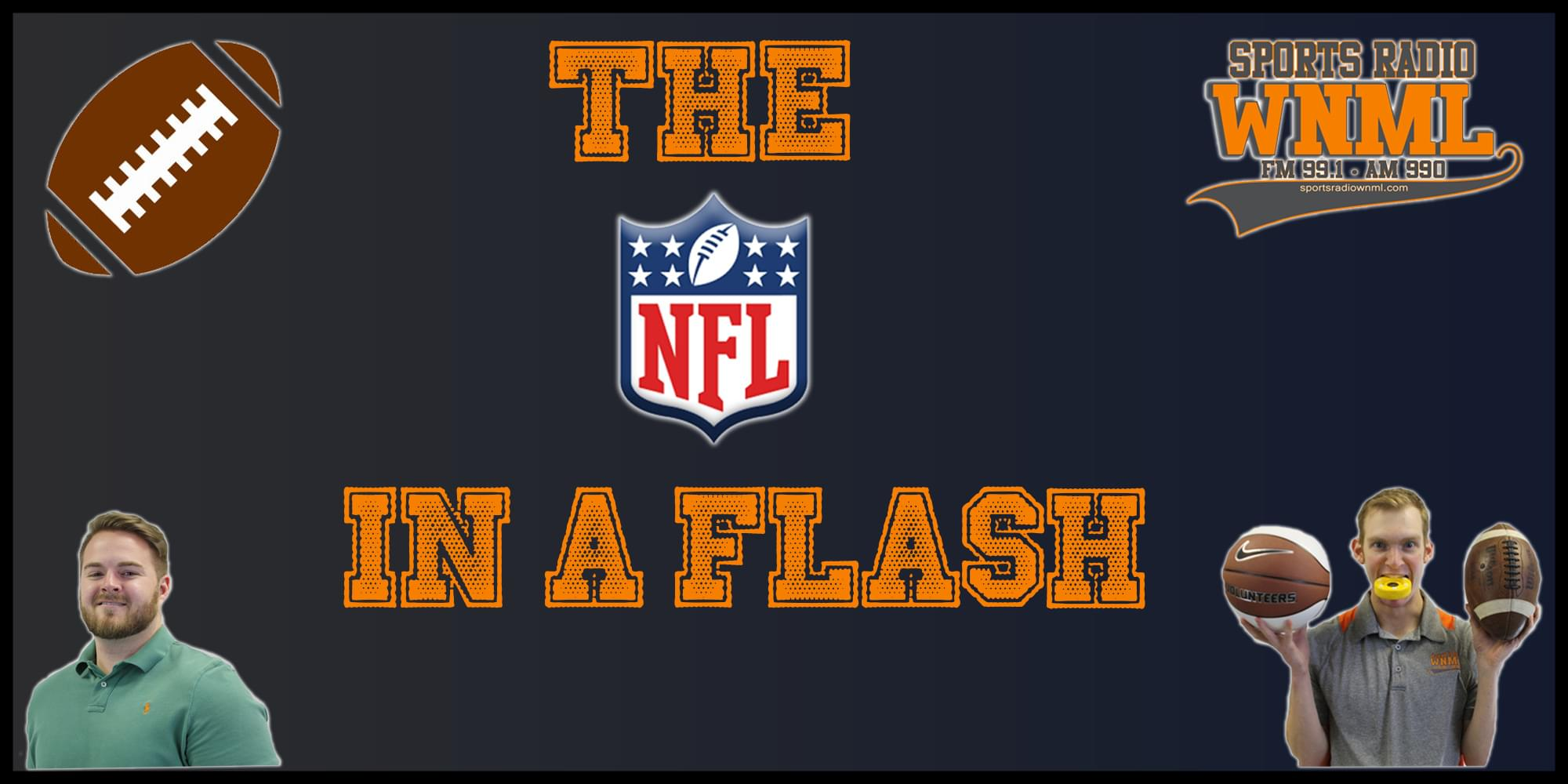 NFL in a Flash w/ Cainer & Joel: Week 10