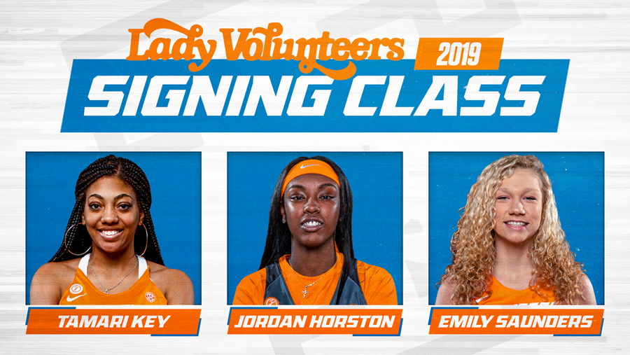 Lady Vols Ink No. 8 Signing Class