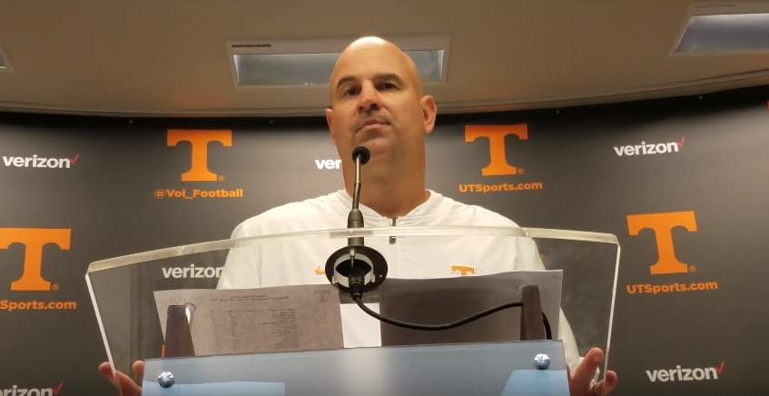 """Video: Pruitt on loss to Mizzou """"They out-coached us, they out-played us, they out-hit us, they out-toughed us"""""""