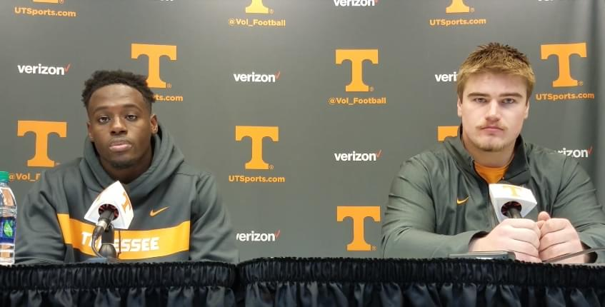 Video: Daniel Bituli and Ryan Johnson point to execution after loss to Missouri