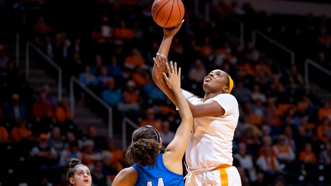 Lady Vols Seize Junkanoo Title, 73-69, Over UAB