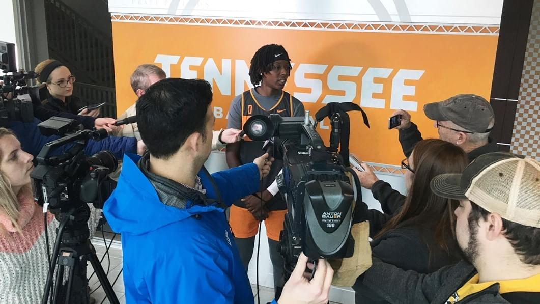 Lady Vols Report (11/29/18)