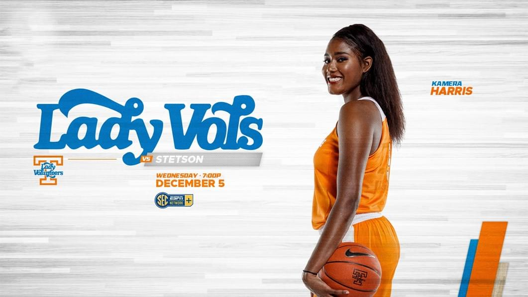 Hoops Preview: No. 9/9 Lady Vols vs. Stetson