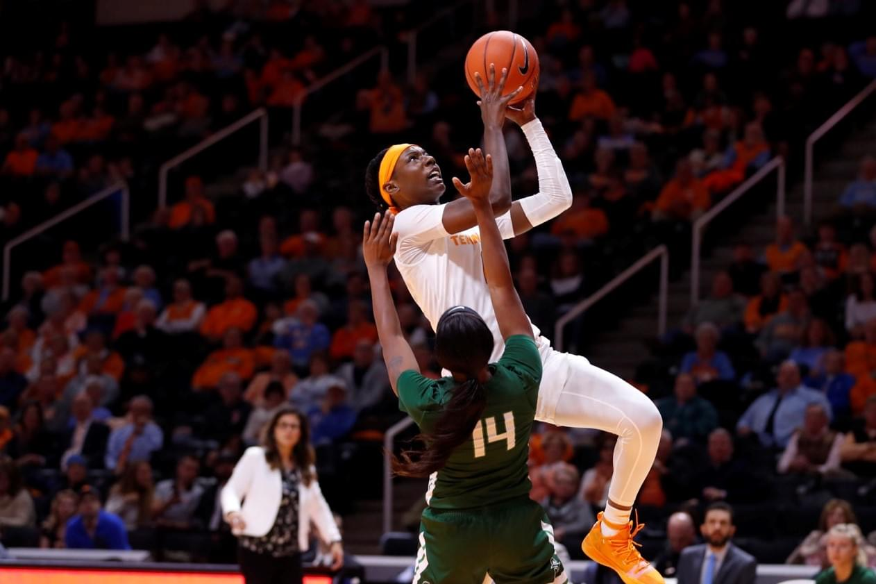 Davis, Westbrook Lift Lady Vols Past Stetson