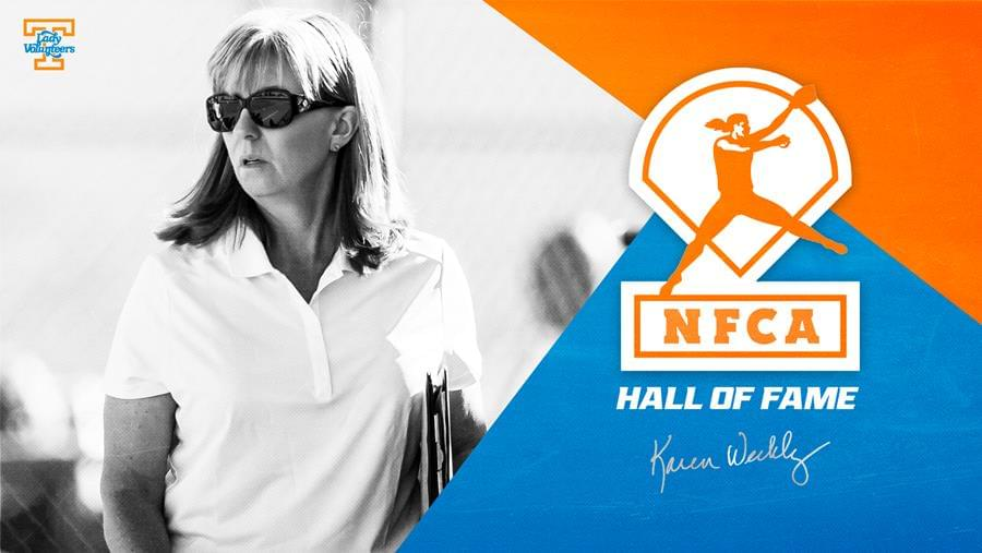Karen Weekly to be Inducted into NFCA Hall of Fame