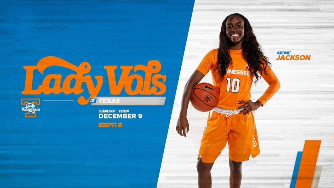 Hoops Central: No. 9 Lady Vols vs. No. 12 Texas
