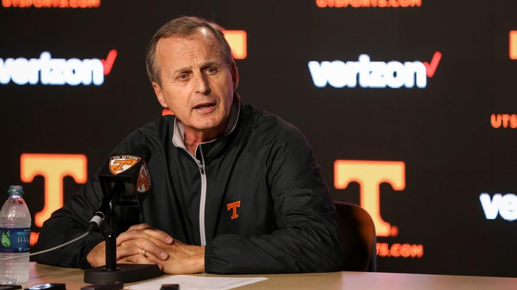 Rick Barnes Presser and Transcript (12.10.18)