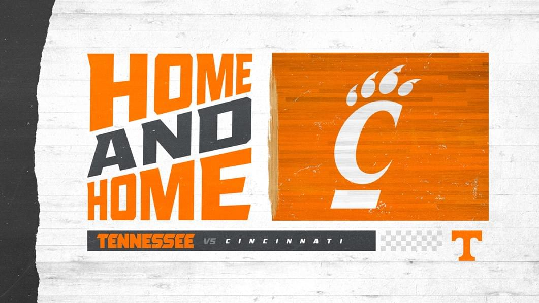 UT, Cincinnati To Meet On The Hardwood