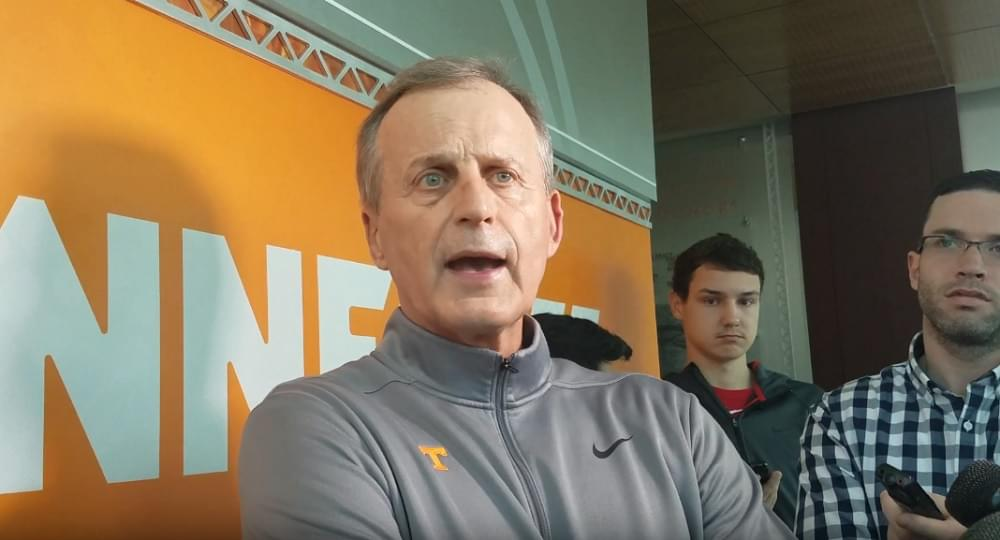 Video: Rick Barnes talks defense needing to improve and challenges Memphis presents