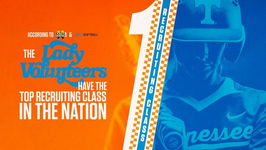Tennessee Inks the Nation's Top Softball Class