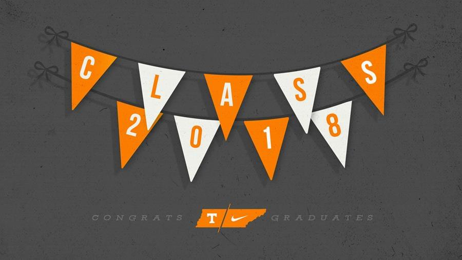 Tennessee Football Celebrates 11 Graduates on Friday