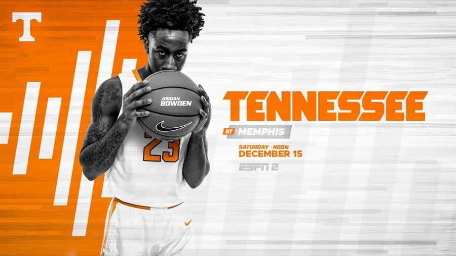 Hoops Preview: #3 Tennessee at Memphis