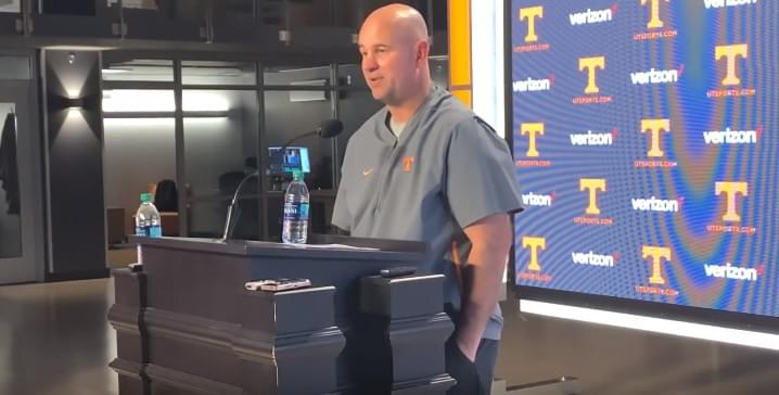 Video: Pruitt breaks down 17 signees, takes questions