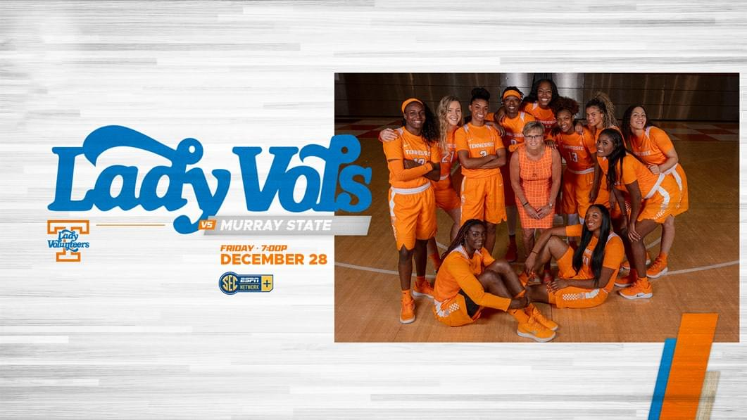 Hoops Preview: No. 10/10 Lady Vols vs. Murray State