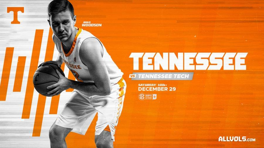 Hoops Central: #3 Tennessee vs. Tennessee Tech