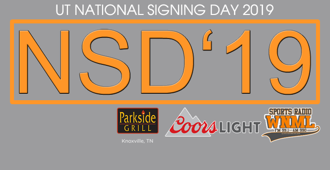 UTFCU National Signing Day 2019 Central Page