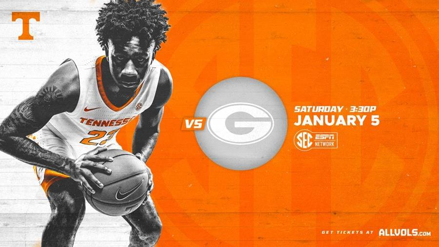 Hoops Preview: #3 Tennessee vs. Georgia