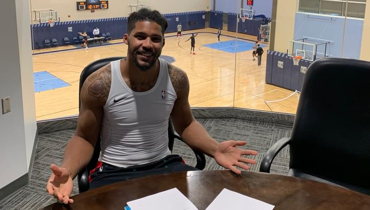 Memphis Grizzlies sign VFL Jarnell Stokes to two-way contract