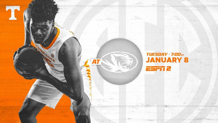 Hoops Game Preview: #3 Tennessee at Missouri