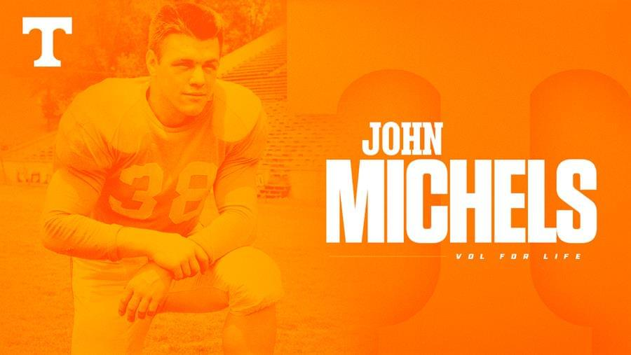 Tennessee Football All-American John Michels Passes Away