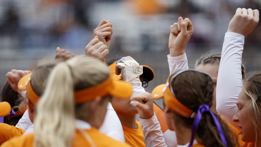 Lady Vols Picked to Finish Third in SEC Preseason Poll