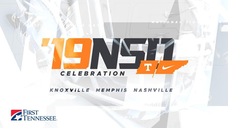 Reserve Your Tickets for UT's 2019 National Signing Day Celebrations