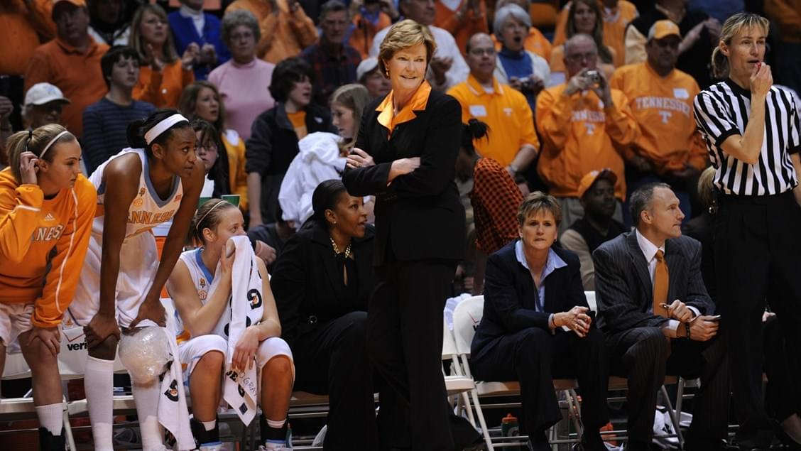 "Lady Vols Hosting Two ""We Back Pat"" Games"