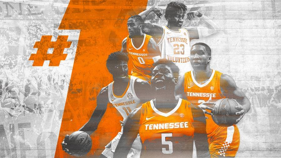 Top Spot: Tennessee Ascends to No. 1 in AP Rankings