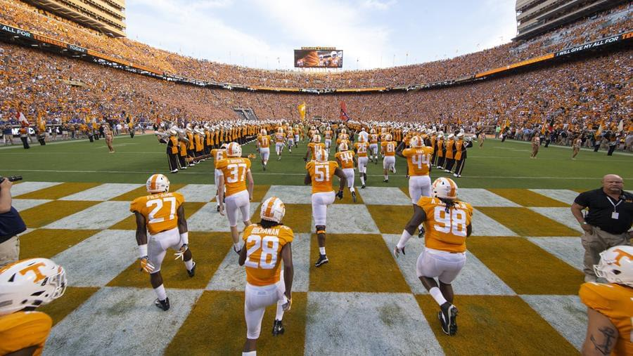 Tennessee football announces 10 early enrollees