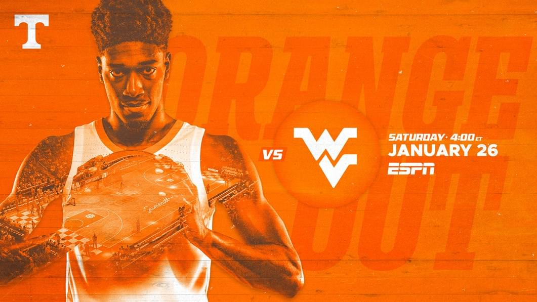 Hoops Preview: #1 Tennessee vs. West Virginia