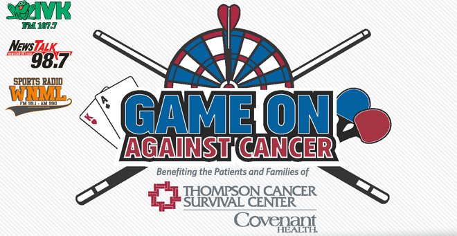 Game On Against Cancer