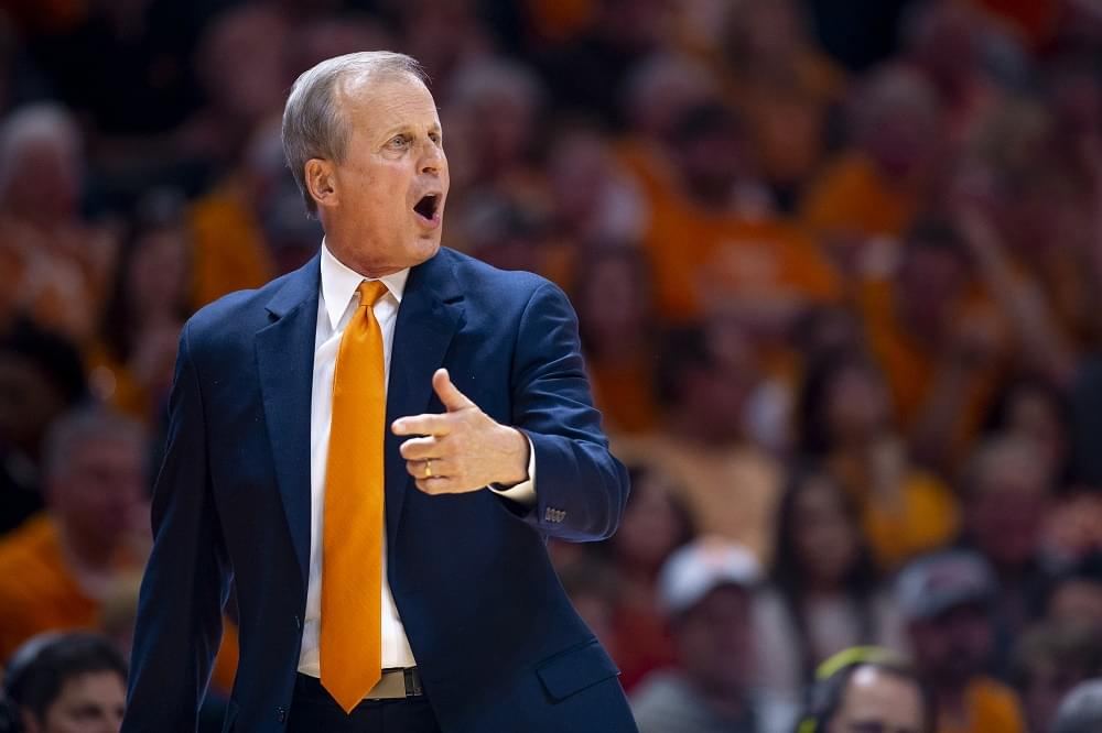 KNOXVILLE, TN - 2019.01.26 - Tennessee vs. West Virginia