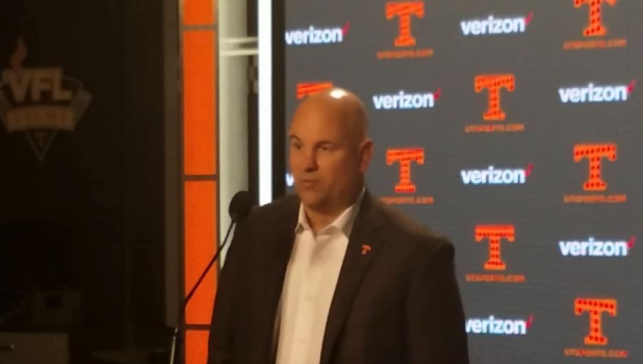Head Coach Jeremy Pruitt National Signing Day Press Conference Transcript