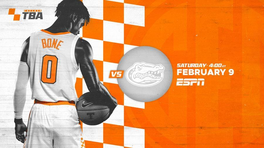 Hoops Preview: #1 Tennessee vs. Florida