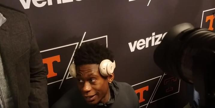 Video: Admiral Schofield talks about team refocusing this week and enjoying winning