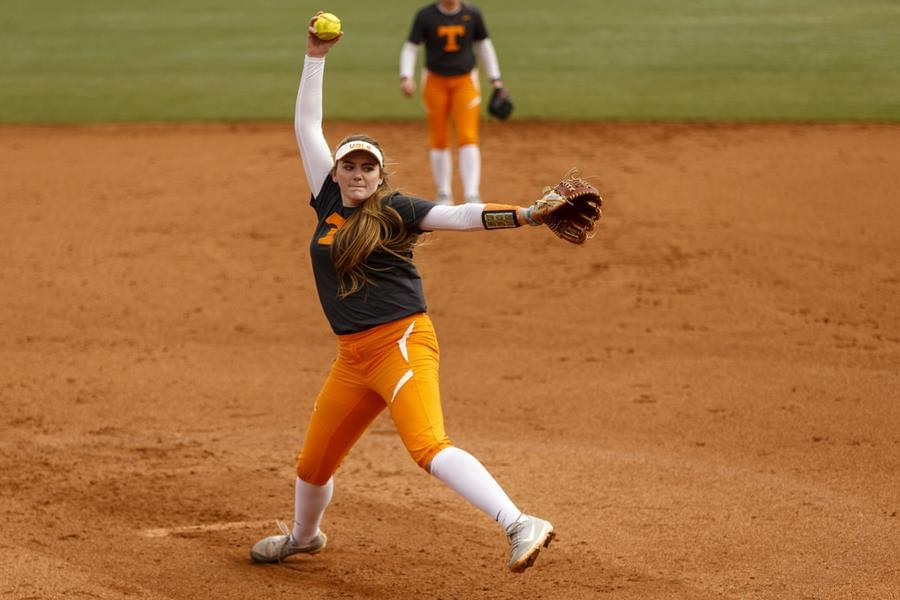 Rogers Spins a Gem With 13 Strikeouts as #8 Tennessee Downs Boston