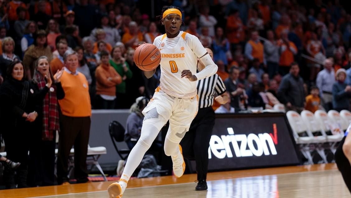 Lady Vols Fall to No. 6/6 Mississippi State, 91-63