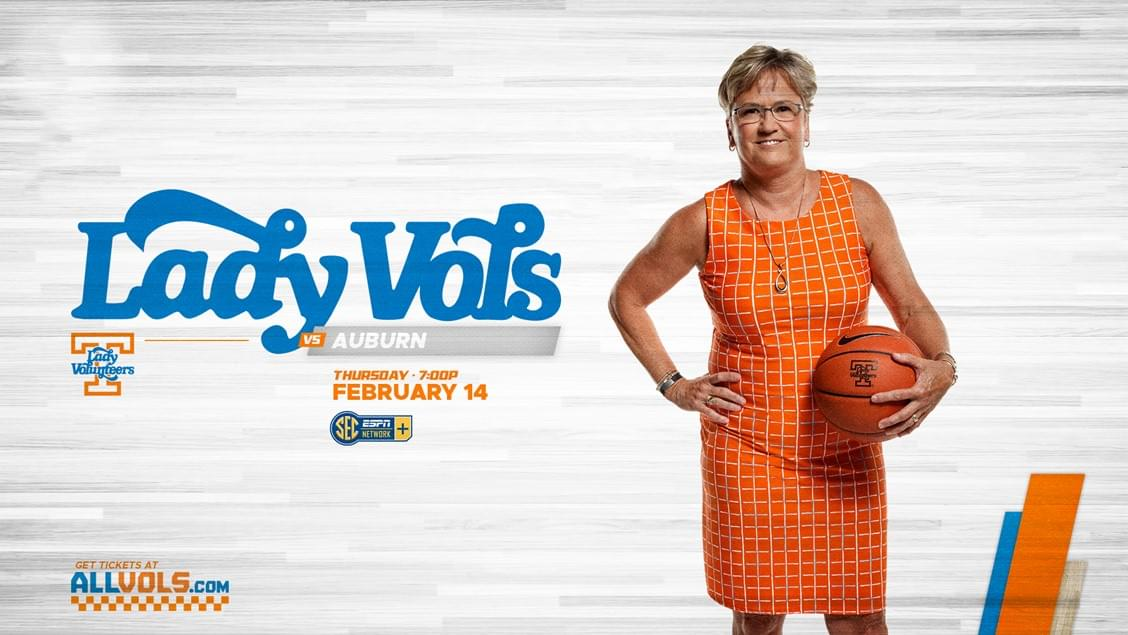 Hoops Central: Lady Vols vs. Auburn